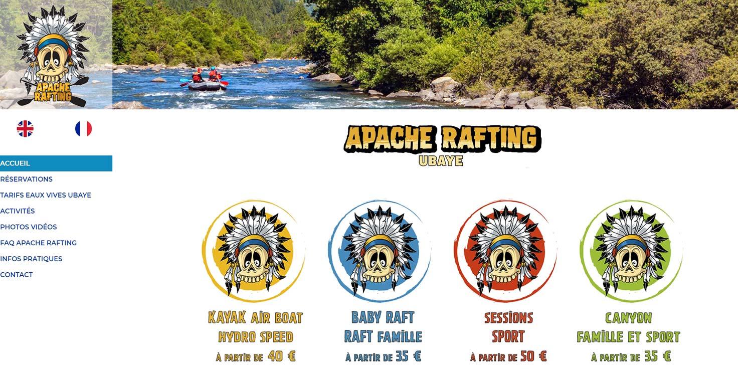 realisation-site-internet-dmnweb-sowink-apache-rafting