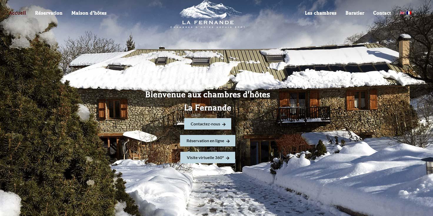 realisation-site-internet-dmnweb-sowink-chambre-hotel-la-fernande